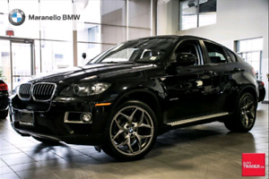 Mint brand new condition BMW X6 Premium Package extended warrant