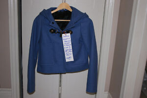 MIU MIU(PRADA) LADIES SHORT DUFFLE JACKET Kitchener / Waterloo Kitchener Area image 1