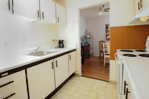 LARGE 1 BDRM – WITH HEAT & HOT WATER INCL- DOGS ARE ALLOWED!!!