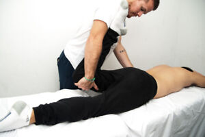 Male Mobile RMT & Personal Trainer