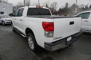 2013 Toyota Tundra 4x4 CrewMax Platinum 5.7 Comox / Courtenay / Cumberland Comox Valley Area image 3