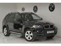 2007 BMW X5 3.0d auto SE+FULL HISTORY+JUST SERVICED+7 SEATER+SATNAV+PX+M SPORT+