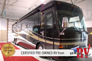 2008 Holiday Rambler Scepter –  An Ornamented Jewel of a Coach