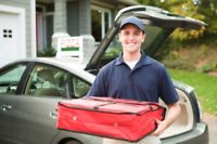 Delivery drivers for Bedford and Sackville