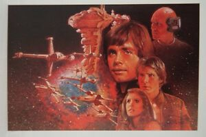 Vintage Star Wars post cards London Ontario image 5