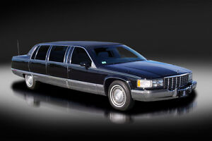 1994 Cadillac Fleetwood limo Autre