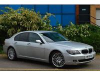 BMW 730 3.0TD auto 2008MY d Sport