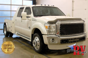 2016 Ford F-450 Lariat – Customized Hauler w/Tow Hitch
