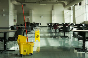 Commercial Cleaning , $13.50 /hour , 4am to 7am Kingston Kingston Area image 1