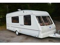 2001 BAILEY PAGEANT MOSELLE SINGLE AXLE 4 BERTH