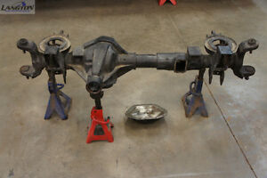 2001 Dana 60 Front Axle Housing Dodge Ram Cummins Diesel