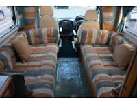 2004 AUTO-TRAIL TRACKER SE MOTORHOME FIAT DUCATO 2.0 DIESEL 5 SPEED MANUAL GEARB