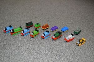 Thomas The Train Toys - Lots of Trains and Tracks Sets