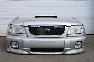 JDM SUBARU FORESTER (SF5) ST-B FRONT END NOSECUT (00-02)
