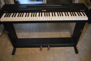 Casio CPS-700 Digital Piano with built-in stand and pedals