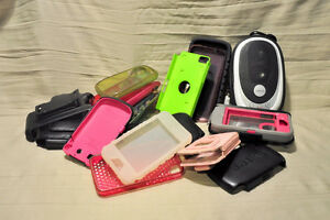 Lot of Various Blackberry, Iphone, Samsung, Etc Phone Cases!