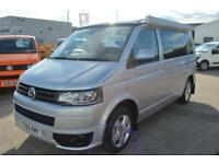 2015 VOLKSWAGEN TRANSPORTER T32 180BHP T5 AUTOMATIC CARAVELLE 7 SEATER 4 BERTH P