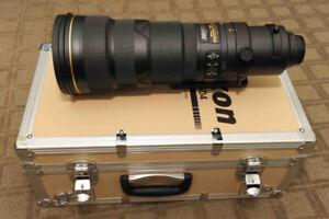 Nikon 500mm f4 IF-ED VR II AF-S Lens