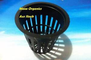 Net Pots Grow Cups Mesh Pots for Hydroponic Aquaponic CAN POST Perth Perth City Area Preview