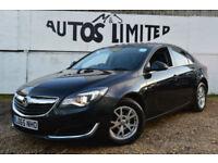 Vauxhall/Opel Insignia 2.0CDTi ( 140ps ) ( NAV ) ( s/s ) ecoFLEX 2015MY Design