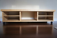 Ikea TV Stand for sale - excellent condition