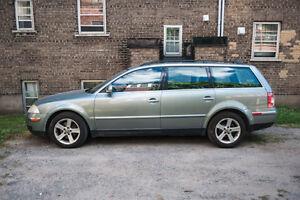 2005 Volkswagen Passat Wagon V6 named Stonehenge