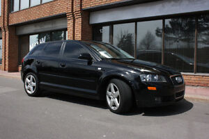 2008 Audi A3 Automatic with Panoramic Sunroof