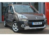 2015 PEUGEOT PARTNER TEPEE 1.6 HDi 115 Outdoor 5dr