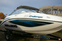 I LOVE THIS BOAT!  2008 Seadoo Challenger 180 SE