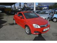 Vauxhall/Opel Tigra 1.4i 16v 2006MY CONVERTABLE