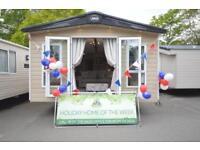 Static Caravan Hastings Sussex 2 Bedrooms 6 Berth ABI Beaumont 2017 Beauport