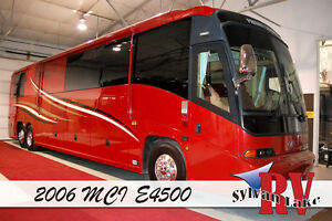 2006 MCI E4500 – A Palace On Wheels!!!