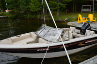Very Clean Used 2007 Princecraft 164 SS PRO
