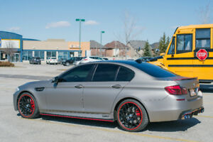 2011 BMW 5-Series 550i w/ M5 Conversion Sedan