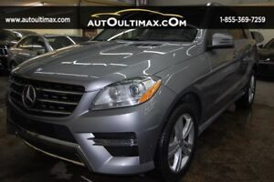 Mercedes-Benz M-Class ML-350 BlueTEC- NAViGATION-CAMERA 360 2014