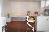 Grand studio rénové et meublé dans Cote-des-neiges ( HEC UdeM )