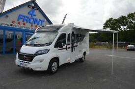 2017 SWIFT RIO 325 MOTORHOME 1 OWNER SWIFT RIO 325 COMPACT 2.3 130 BHP DIESEL AU
