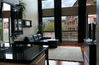GASTOWN LOFT FOR RENT! (August 1st)