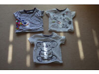 Bundle of baby clothes F (0-3 months)