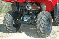 FACTORY KINGQUAD TIRES AND RIMS 100 KMS