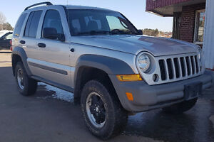 2005 Jeep Liberty Other