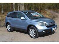 2008 HONDA CR V 2.2 i CTDi ES 5dr ONE OWNER 51,000 MILES