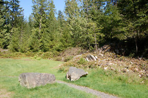 Large Sunny Lot on Bowen Island - 1580 Evergreen North Shore Greater Vancouver Area image 1