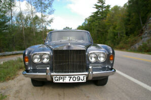 Rolls-Royce ● Rare right-hand drive ● 1970 ● $20,000