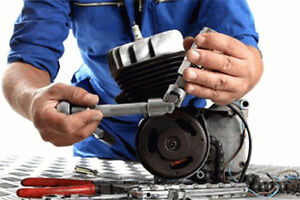 Service & Repair to All Motorcycle, ATV & Small Engines