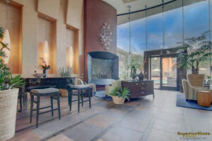 "Scottsdale Luxury Condo ""Pool Side - Club House View"""
