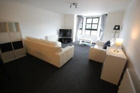 City Centre Flat with Parking space to Rent