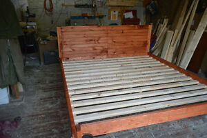 SOLID WOOD BED FRAMES London Ontario image 2