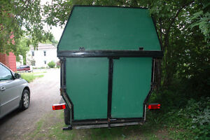 enclosed 4x8 trailer Peterborough Peterborough Area image 2