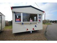 Static Caravan Steeple, Southminster Essex 3 Bedrooms 8 Berth ABI Arizona 2009